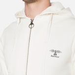Barbour Standards Hoodie Neutral photo- 5