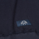 Bleu De Paname Logo #2 Jersey Men`s Sweatshirt Bleu Nuit photo- 4