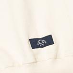 Мужская толстовка Bleu De Paname Logo #2 Jersey Ecru фото- 4