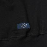 Bleu De Paname Logo #2 Jersey Men`s Sweatshirt Noir photo- 4