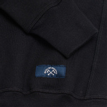Мужская толстовка Bleu De Paname Uni Logo Bleu Noir фото- 2