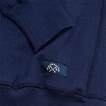 Мужская толстовка Bleu De Paname Uni Logo Bleu Nuit фото- 2