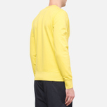 C.P. Company Basic Logo Crew Yellow photo- 2