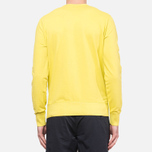 C.P. Company Basic Logo Crew Yellow photo- 3