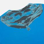 Мужская толстовка C.P. Company Crew Neck Goggle Print Blue фото- 1