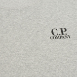 C.P. Company Crew Neck Goggle Print Men`s  Sweatshirt Grey photo- 3
