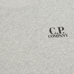 Мужская толстовка C.P. Company Crew Neck Goggle Print Grey фото- 3