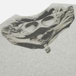 C.P. Company Crew Neck Goggle Print Men`s  Sweatshirt Grey photo- 1