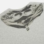 Мужская толстовка C.P. Company Crew Neck Goggle Print Grey фото- 1