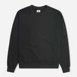 Мужская толстовка C.P. Company Fleece Crew Neck Arm Lens Black фото- 0