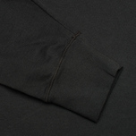 Мужская толстовка C.P. Company Fleece Crew Neck Arm Lens Black фото- 3
