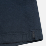 Мужская толстовка C.P. Company Garment Dyed Light Fleece Dark Blue фото- 4