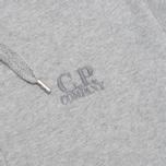 Мужская толстовка C.P. Company Goggle Print Hood Grey фото- 2
