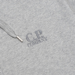 C.P. Company Goggle Print Hoody Grey photo- 2
