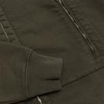 Мужская толстовка C.P. Company Mako Fleece Goggle Hood Olive фото- 5