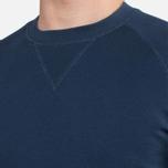 Мужская толстовка Carhartt WIP Chase Sweat Blue Penny фото- 5