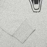 Carhartt WIP Cats Men`s Sweatshirt Grey Heather/Black photo- 4