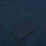 Мужская толстовка Carhartt WIP College Duke Blue/White фото- 3