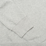 Мужская толстовка Carhartt WIP College Grey Heather/White фото- 3