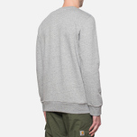 Carhartt WIP Lombard Pocket Sweat Sparrow Heather photo- 2