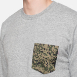 Carhartt WIP Lombard Pocket Sweat Sparrow Heather photo- 5