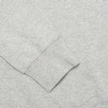 Мужская толстовка Carhartt WIP Stain Script Grey Heather/Camo Stain Leaf фото- 3