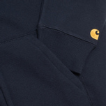 Carhartt WIP Zip Hoody Chase Jet photo- 4