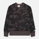 Мужская толстовка Champion x Todd Snyder Classic Crew Pocket Black/Camo фото- 0