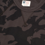 Мужская толстовка Champion x Todd Snyder Classic Crew Pocket Black/Camo фото- 2