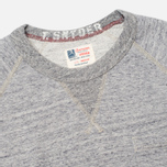 Мужская толстовка Champion x Todd Snyder Classic Crew Pocket Grey Heather фото- 1