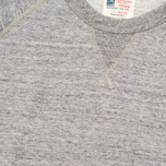 Мужская толстовка Champion x Todd Snyder Classic Crew Pocket Grey Heather фото- 2
