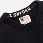 Мужская толстовка Champion x Todd Snyder Crewneck Black фото- 1
