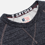 Champion x Todd Snyder Crewneck Sweatshirt Charcoal Heather photo- 1