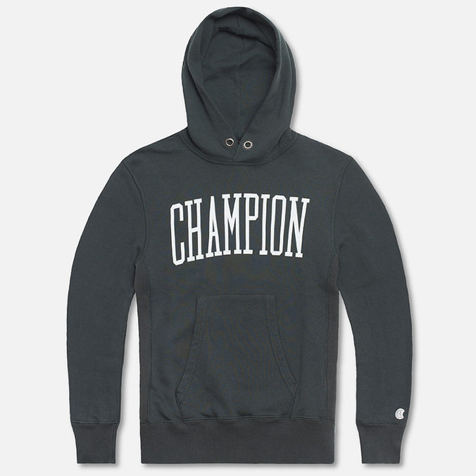 Мужская толстовка Champion x Todd Snyder Hooded Dark Storm