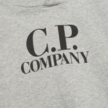 Детская толстовка C.P. Company U16 Goggle Print Arm Lens Grey фото- 2
