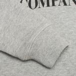 Детская толстовка C.P. Company U16 Goggle Print Arm Lens Grey фото- 4