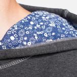 Evisu Genes Jinzu Sweatshear Floral/Charcoal photo- 7