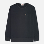 Fjallraven Ovik Sweater Men`s Sweatshirt Dark Navy photo- 0