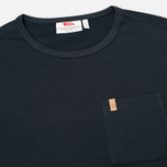 Fjallraven Ovik Sweater Men`s Sweatshirt Dark Navy photo- 1