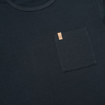 Fjallraven Ovik Sweater Men`s Sweatshirt Dark Navy photo- 2