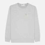 Мужская толстовка Fjallraven Ovik Sweater Grey фото- 0