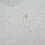 Мужская толстовка Fjallraven Ovik Sweater Grey фото- 2