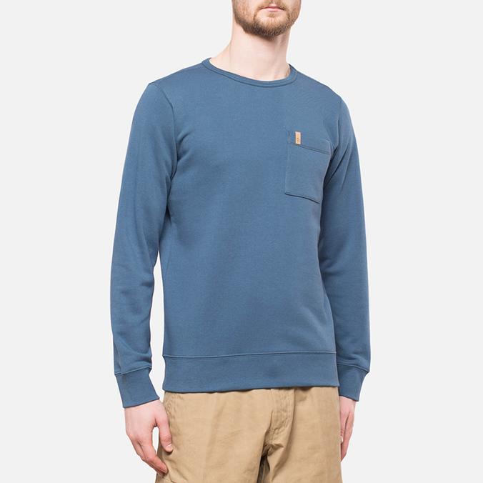 Fjallraven Ovik Sweater Uncle Blue
