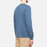 Fjallraven Ovik Sweater Uncle Blue photo- 2