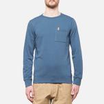 Fjallraven Ovik Sweater Uncle Blue photo- 4