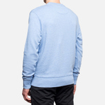 Fred Perry Classic Crew Neck Summer Blue Marl photo- 3