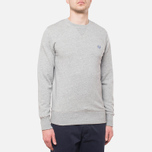 Fred Perry Classic Crew Neck Vintage Steel Marl photo- 0