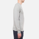 Fred Perry Classic Crew Neck Vintage Steel Marl photo- 1