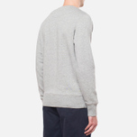 Fred Perry Classic Crew Neck Vintage Steel Marl photo- 2
