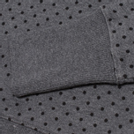 Женская толстовка Fred Perry Polka Dot Graphite Marl фото- 3